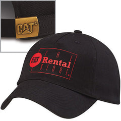 Black Cat Rental Store Cap