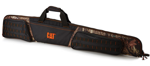 Black with Brown Camo Shotgun Case