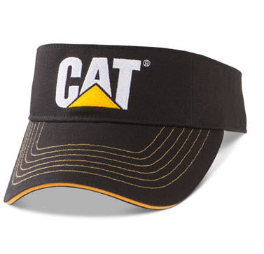 Black and Gold Visor