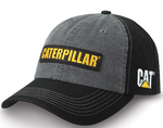 Pigment-Washed Caterpillar Patch Cap