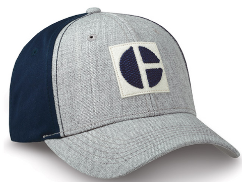 Textured C-Block Cap