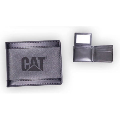 Cat Trademark Two-Tone Wallet