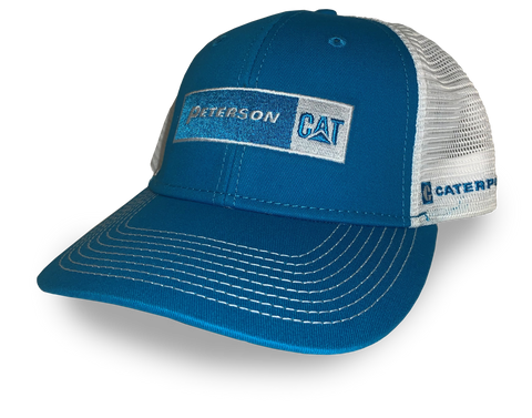 Peterson Cat Patch Cap with Mesh
