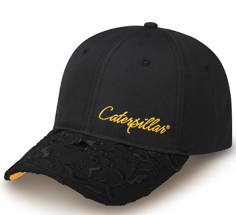 Caterpillar Lace Cap