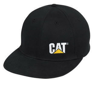 Fitted Flatbill Cap