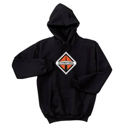 International Hooded Sweatshirt