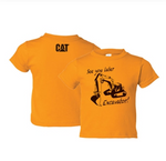 "Toddler ""See You Later Excavator"" T-shirt"