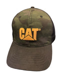 Cat Raised Logo Active Mesh Cap