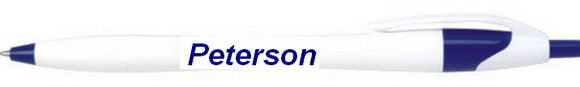 Peterson Pen Blue