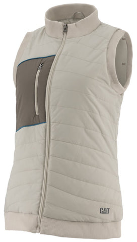 Zip Up Pocket Vest