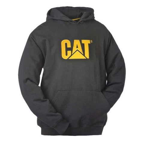 Cat Men's Trademark Logo Hoodie
