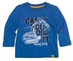 "Toddler ""Can You Dig It"" Long Sleeve T-Shirt"