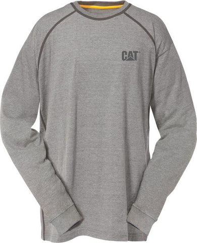 Cat Men's Performance Long Sleeves Tee