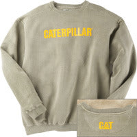Cat Men's Banner Sweatshirt