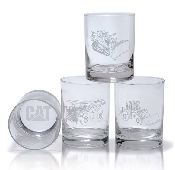 Machine Drinkware Set