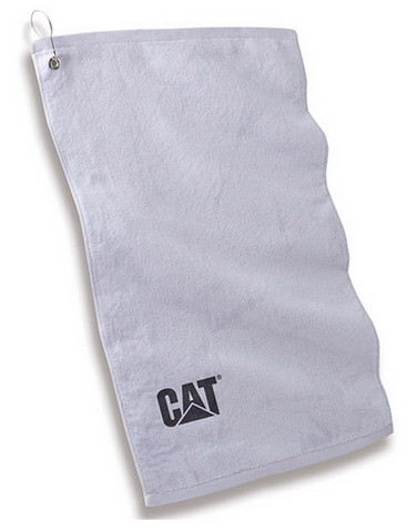 Silver Golf Towel