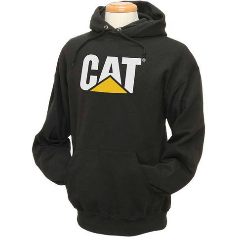 Signature Logo Hooded Sweatshirt