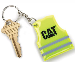 Reflective Safety Vest Key Tag