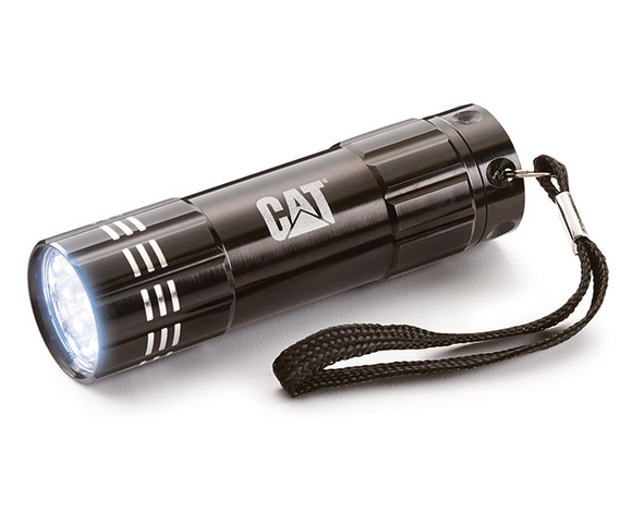 Mini 9 Bulb LED Flashlight