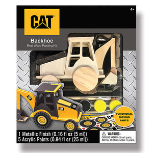 Backhoe Paint Kit