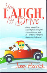 """You Laugh, I'll Drive"" Book"