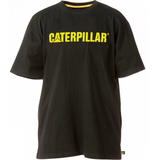 Cat Men's Hi-Vis Logo T-Shirt