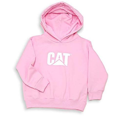 Toddler Hooded Sweatshirt (Pink)