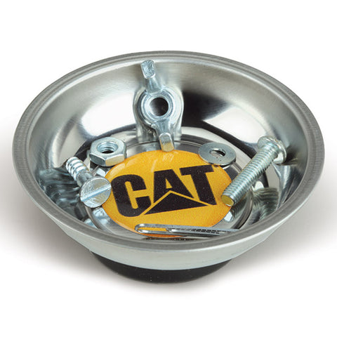 "Cat 3"" Magnetic Parts Tray"