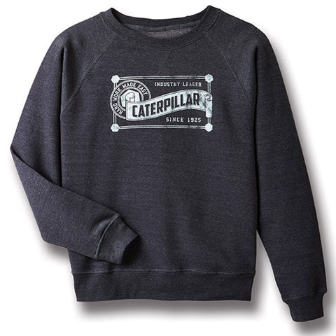"""Industry Leader"" Tri-Blend Fleece Sweatshirt"