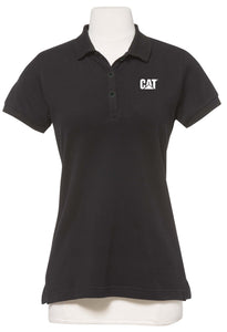 Ladies Logo s/s Polo
