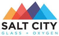 Salt City Glass + Oxygen