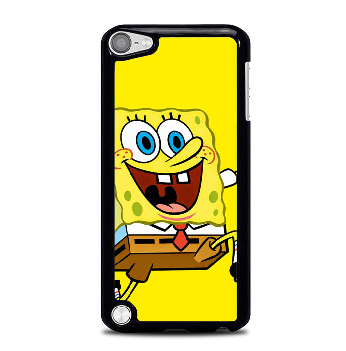 Funny Spongebob Squarepants Y0017 iPod Touch 5 Case