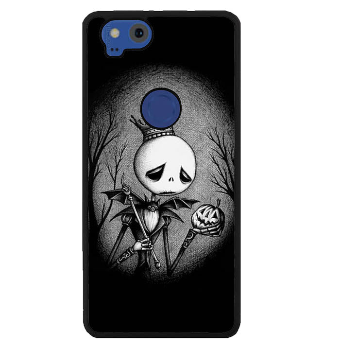 Sad Jack Skelleton Y0019 Google Pixel 2 Case