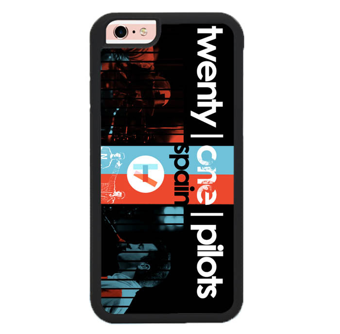 TWENTY ONE PILOTS Y0089 iPhone 6, 6S Case