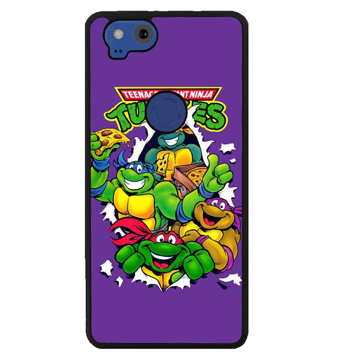 Teenage Mutant Ninja Turtles Y0093 Google Pixel 2 Case