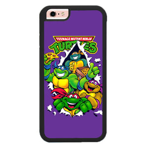 Teenage Mutant Ninja Turtles Y0093 iPhone 6, 6S Case