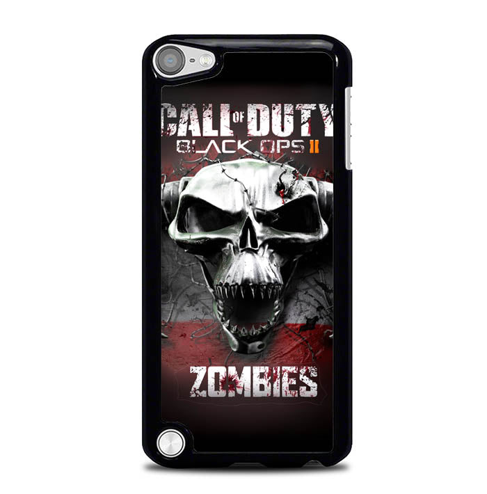 call of duty black ops zombie Y0097 iPod Touch 5 Case