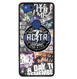 A Day To Remember Y0235 Google Pixel 2 Case