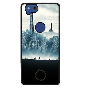 9 heroes from the lord of the rings Y0244 Google Pixel 2 Case