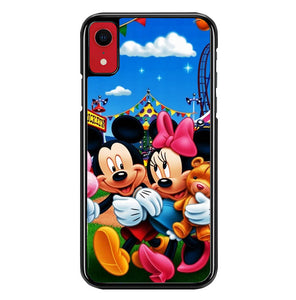 mickey mouse wallpaper Y0327 iPhone XR Case