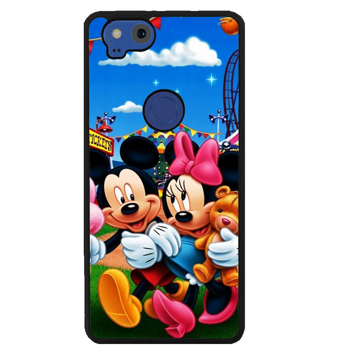 mickey mouse wallpaper Y0327 Google Pixel 2 Case