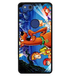 Horror Story Scooby Doo WALLPAPER Y0343 Google Pixel 2 Case