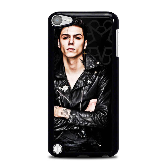 andy biersack Y0371 iPod Touch 5 Case