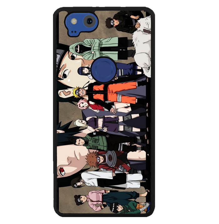 Anime Naruto Character Y0385 Google Pixel 2 Case