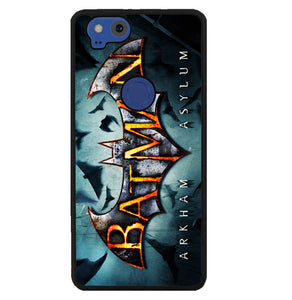 logo batman wallpaper Y0468 Google Pixel 2 Case