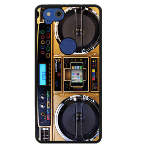 Boombox Ghetto Blaster Funny Y0510 Google Pixel 2 Case