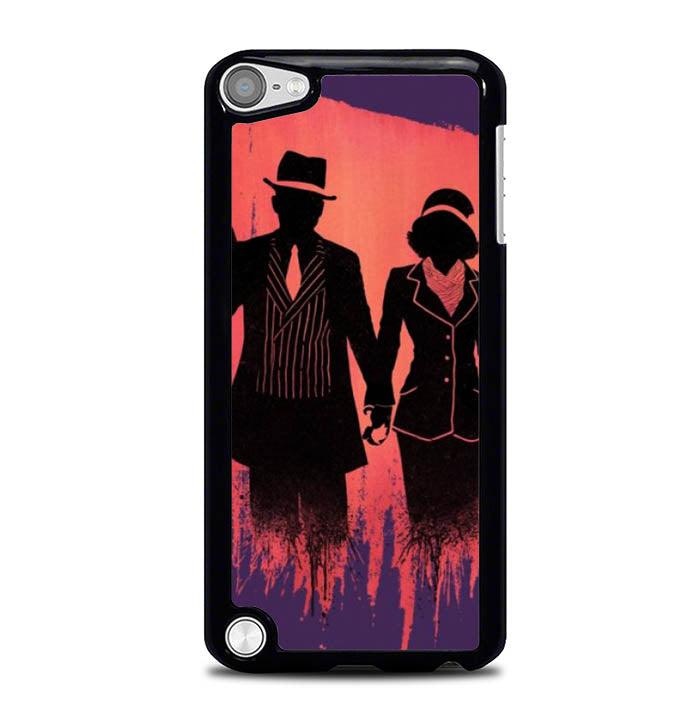 Bonnie And Clyde Y0516 iPod Touch 5 Case