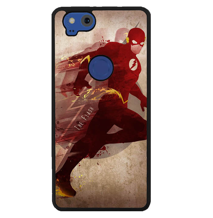 THE FLASH silhouette  Y0542 Google Pixel 2 Case
