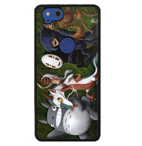 Where studio ghibli the Wild Things Are Y0611 Google Pixel 2 Case