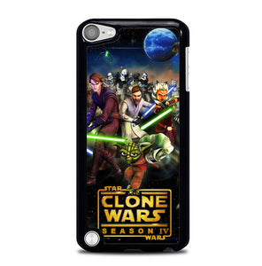 clone wars Y0639 iPod Touch 5 Case